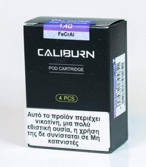 caliburn pod cartridge